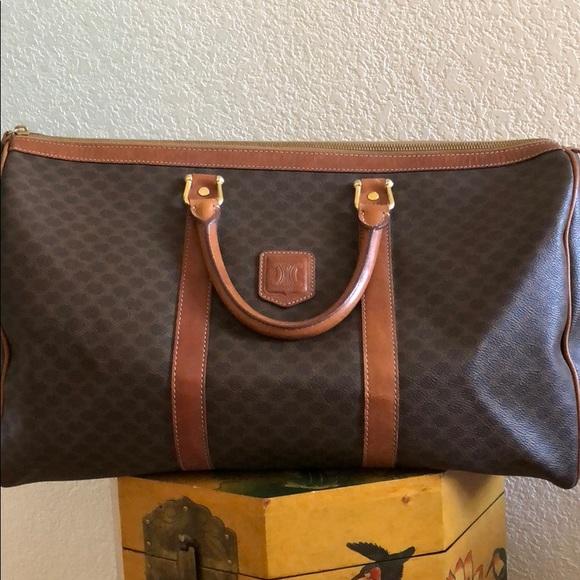 29da332a62c Authentic Celine Boston Travel Bag   Poshmark